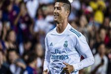 Ronaldo attı Real Madrid rekor kırdı