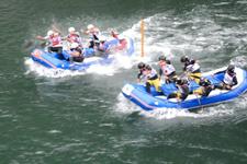 Milli raftingciler dünya şampiyonasında tarih yazdı