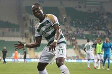 Bursaspor Osmanlıspor maçı sonucu ve özeti