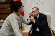 Erdoğan'dan Gülşah'a büyük jest! Ev hediye etti