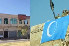 Türkmenler Kerkük'ten paylaştı! Kürt mahallesine dikkat!