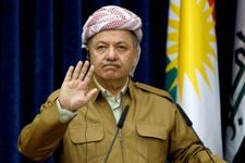 Ordusu kaçan Mesud Barzani'den Kerkük açıklaması