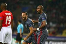 Monaco Beşiktaş maçı fotoğrafları