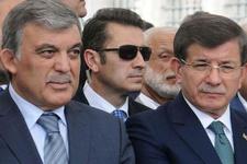 Gül ve Davutoğlu, Kibiroğlu'nu birlikte uğurladı