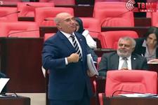 Mecliste komik anlar! Mahmut Tanal'ı boşa düşüren FETÖ sorusu