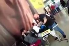 Büyük skandal! Avusturya polisi Türk yolcuları köpeklerle aradı