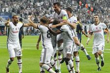 Beşiktaş'a dev gelir