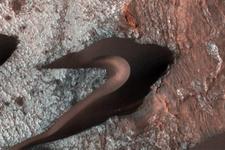 NASA ilk kez yayınladı Mars'ı hiç bu kadar yakından görmediniz!