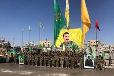 ABD'nin PKK'ya teslim ettiği Rakka'dan skandal görüntüler!