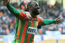 Süper Lig'e Vagner Love damgası