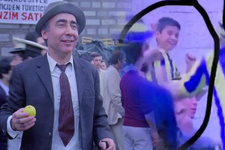 Şener Şen'in Çıplak Vatandaş filmindeki çocuk bakın kim çıktı