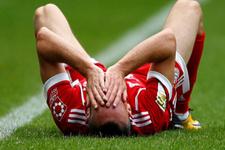 Bayern'de Franck Ribery şoku!