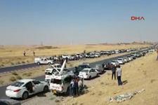 Irak ordusu Altınköprü'ye girdi