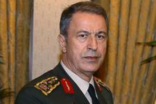 Hulusi Akar'dan kritik Kuzey Irak açıklaması!