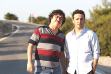 Oğuzhan Koç ve İbrahim Büyükak bomba sürprizi açıkladı yeni filmde...