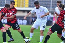Akhisarspor Gençlerbirliği maçı golleri ve özeti