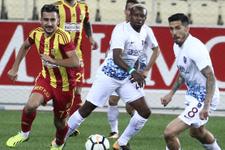 Yeni Malatyaspor-Trabzonspor maçı fotoğrafları