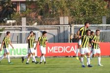 Fenerbahçe'nin gençleri Galatasaray'ı yendi