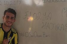 Fenerbahçe'nin genç oyuncusundan olay paylaşım
