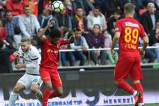 Kayserispor Konyaspor maçı golleri ve özeti