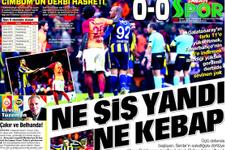Günün spor gazete manşetleri! 23 Ekim 2017