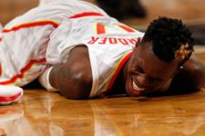Atlanta Hawks'ta bir sakatlık daha