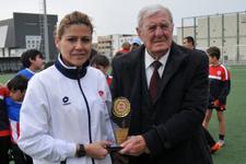 UEFA'dan Türk hakem Meliz Özçiğdem'e görev