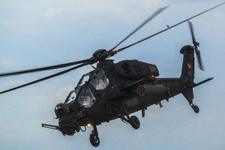ATAK helikopteri Dubai'de şov yapacak