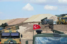Bordo Bereliler Simon Kalesi'nde! Afrin'e girmek için emir bekleniyor!