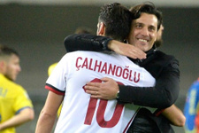 Hakan Çalhanoğlu Seria A'daki ilk golünü attı