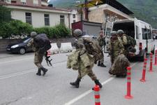 Giresun'da yakalanan terörist konuştu operasyon başladı