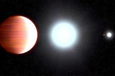 Güneş koruyucusu yağdıran öte-gezegen keşfedildi