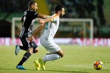 Alanyaspor-Beşiktaş maçı golleri ve geniş özeti