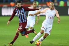 Trabzonspor-Galatasaray maçı golleri ve geniş özeti