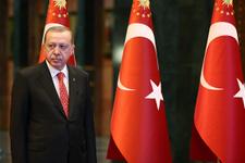 Cumhurbaşkanı Erdoğan 29 Ekim tebriklerini külliye de kabul ediyor
