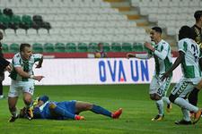 Konyaspor hayata döndü! İşte maç sonucu