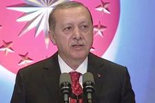 Erdoğan 29 Ekim Resepsiyonu'nda açıkladı