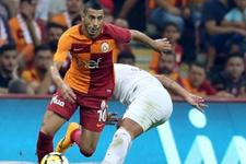 Galatasaray'da Younès Belhanda rüzgarı