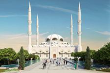 """Türel: """"30 bin kişilik Antalya Cami inşaatı başladı"""""""
