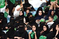 Suudi Arabistan'da kadınların zaferi!