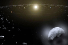 NASA'nın yeni keşfi 'yıldızlar arası cisim'