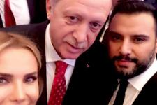 Resepsiyonda dikkat çeken diyalog! Erdoğan hesap sordu