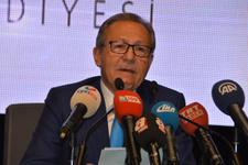 İstifa eden başkana AK Parti'den cevap