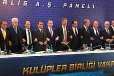Kulüpler Birliği'nden yabancı sınırlaması açıklaması