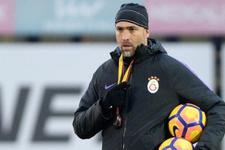 Galatasaray'da çift aşamalı idman