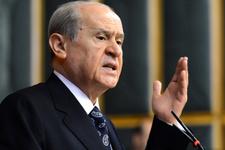 Bahçeli: Barzani kahredici azabı tadacaktır