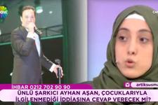 Ayhan Aşan kimdir kızı Seda Sayan'da fena döktürdü