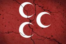 Aydın ve Manisa'da MHP'den toplu istifa