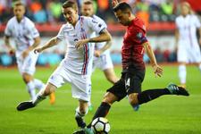 Türkiye-İzlanda maçı golleri ve geniş özeti