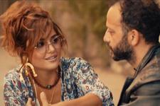 Hande Erçel ve Rıza Kocaoğlu'nun iki aşığı canlandırdığı klip izleme rekorları kırıyor
